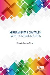 """Portada de """"Herramientas digitales para comunicadores"""""""